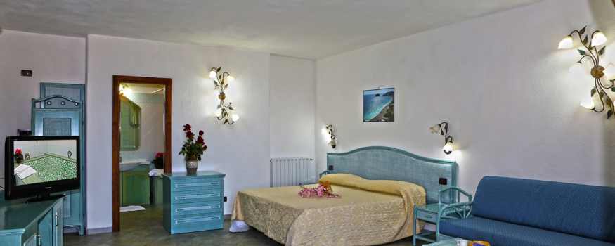 Dependance Villa Caterina with kitchenette