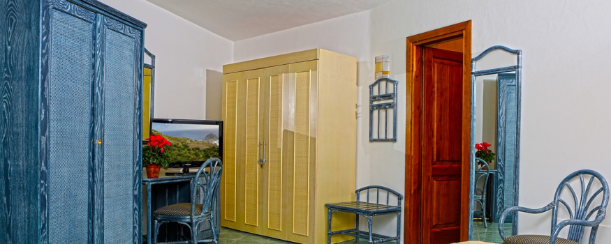 Dependance rooms